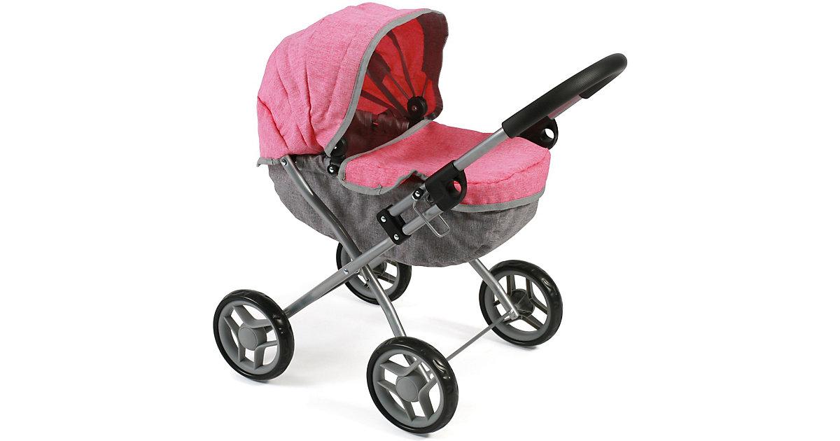 """Puppenwagen """"LILLI"""" pink"""