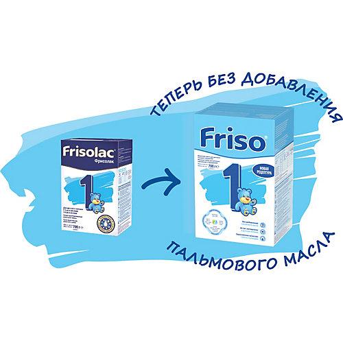 Молочная смесь Frisoлак 1, с 0 мес, 700 г от Friso