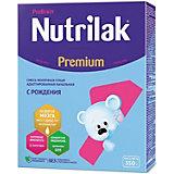 Молочная смесь Nutrilak Premium 1, с 0 мес, 350 г