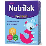 Молочный напиток Nutrilak Premium 3, с 12 мес, 350 г