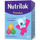 Молочный напиток Nutrilak Premium 4, с 18 мес, 600 г