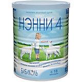 Молочный напиток на основе козьего молока Нэнни 4, с 18 мес, 400 г