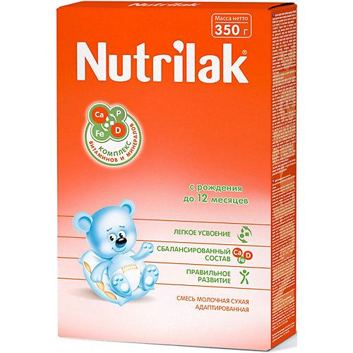 Молочная смесь Nutrilak, с 0 мес, 350 г от Nutrilak