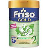 Молочная смесь Friso Gold 2, с 6 мес, 800 г