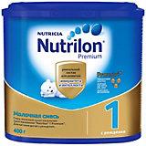 Молочная смесь Nutrilon Premium 1, с 0 мес, 400 г