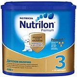 Детское молочко Nutrilon Junior Premium 3, с 12 мес, 400 г