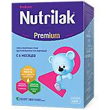 Молочная смесь Nutrilak Premium 2, с 6 мес, 600 г