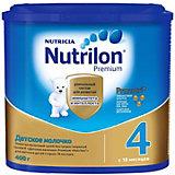 Детское молочко Nutrilon Junior Premium 4, с 18 мес, 400 г