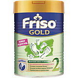 Молочная смесь Friso Gold 2, с 6 мес, 400 г