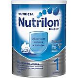Молочная смесь Nutrilon Комфорт 1, с 0 мес, 900 г