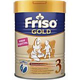 Молочный напиток Friso Gold 3, с 12 мес, 800 г