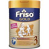 Молочный напиток Friso Gold 3, с 12 мес, 400 г