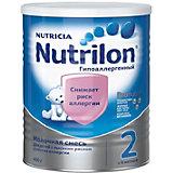 Молочная смесь Nutrilon 2 гипоаллергенный, с 6 мес, 400 г