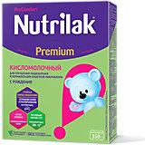 Молочная смесь Nutrilak Premium Кисломолочный, с 0 мес, 350 г