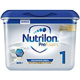 Молочная смесь Nutrilon Superpremium 1 ProFutura, с 0 мес, 800 г