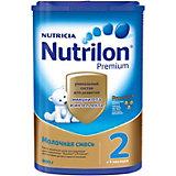Молочная смесь Nutrilon Premium 2, с 6 мес, 800 г