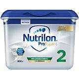 Молочная смесь Nutrilon Superpremium 2 ProFutura, с 6 мес, 800 г