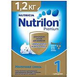 Молочная смесь Nutrilon Premium 1, с 0 мес, 1200 г