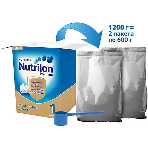 Детское молочко Nutrilon Premium 3, с 12 мес, 1200 г от Nutrilon