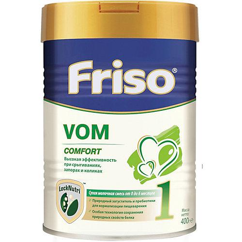 Молочная смесь Friso VOM 1 Comfort, с 0 мес, 400 г от Friso