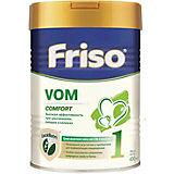 Молочная смесь Friso VOM 1 Comfort, с 0 мес, 400 г