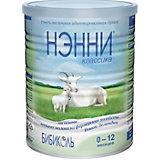 Молочная смесь на основе козьего молока Нэнни Классика, с 0 мес, 400 г