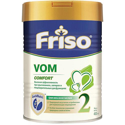 Молочная смесь Friso VOM 2 Comfort, с 6 мес, 400 г от Friso