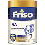 Молочная смесь Friso Фрисолак 2 ГА, с 6 мес, 400 г