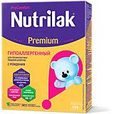 Молочная смесь Nutrilak Premium Гипоаллергенный, с 0 мес, 350 г