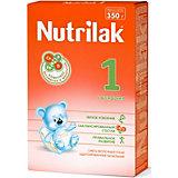 Молочная смесь Nutrilak 1, с 0 мес, 350 г