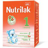Молочная смесь Nutrilak 1, с 0 мес, 600 г