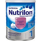 Молочная смесь Nutrilon 1 гипоаллергенный, с 0 мес, 800 г