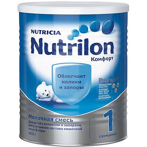 Молочная смесь Nutrilon Комфорт 1, с 0 мес, 400 г от Nutrilon
