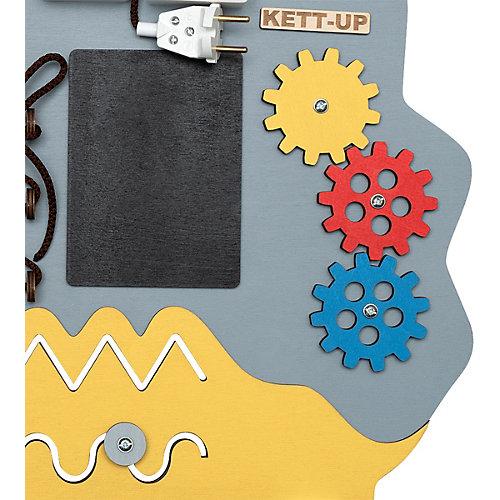 Бизиборд Kett-Up Добрый ёжик от Kett-Up