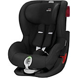 Автокресло Britax Romer King II LS Black Series 9-18 кг Cosmos Black