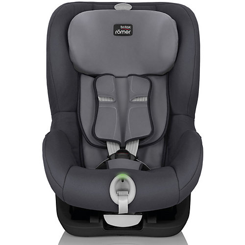 Автокресло Britax Romer King II LS Black Series 9-18 кг Storm Grey от Britax Römer