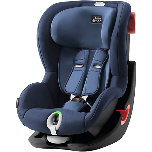 Автокресло Britax Romer King II LS Black Series 9-18 кг Moonlight Blue от Britax Römer