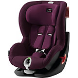 Автокресло Britax Romer King II LS Black Series 9-18 кг Burgundy Red