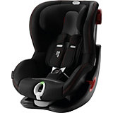 Автокресло Britax Romer King II LS Black Series 9-18 кг Cool Flow - Black