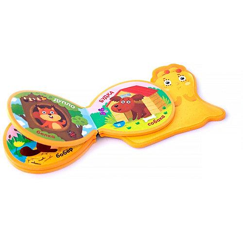 Книжка-игрушка Malamalama Где мой домик? от Malamalama