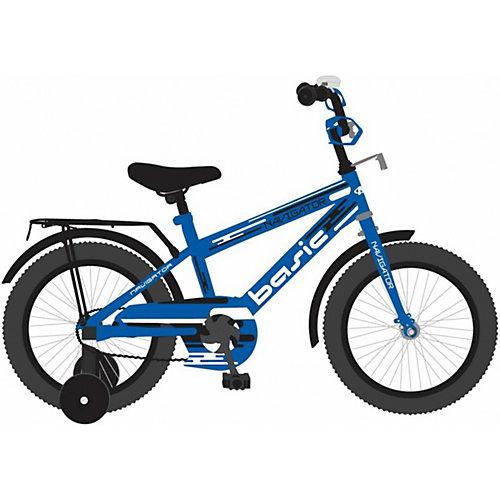 """Двухколёсный велосипед Navigator Basic 18"""" от Navigator"""