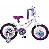 """Двухколёсный велосипед Disney """"Холодное сердце 2"""", 16"""