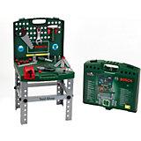 Игровой набор Klein Bosch Верстак с инструментами, в кейсе