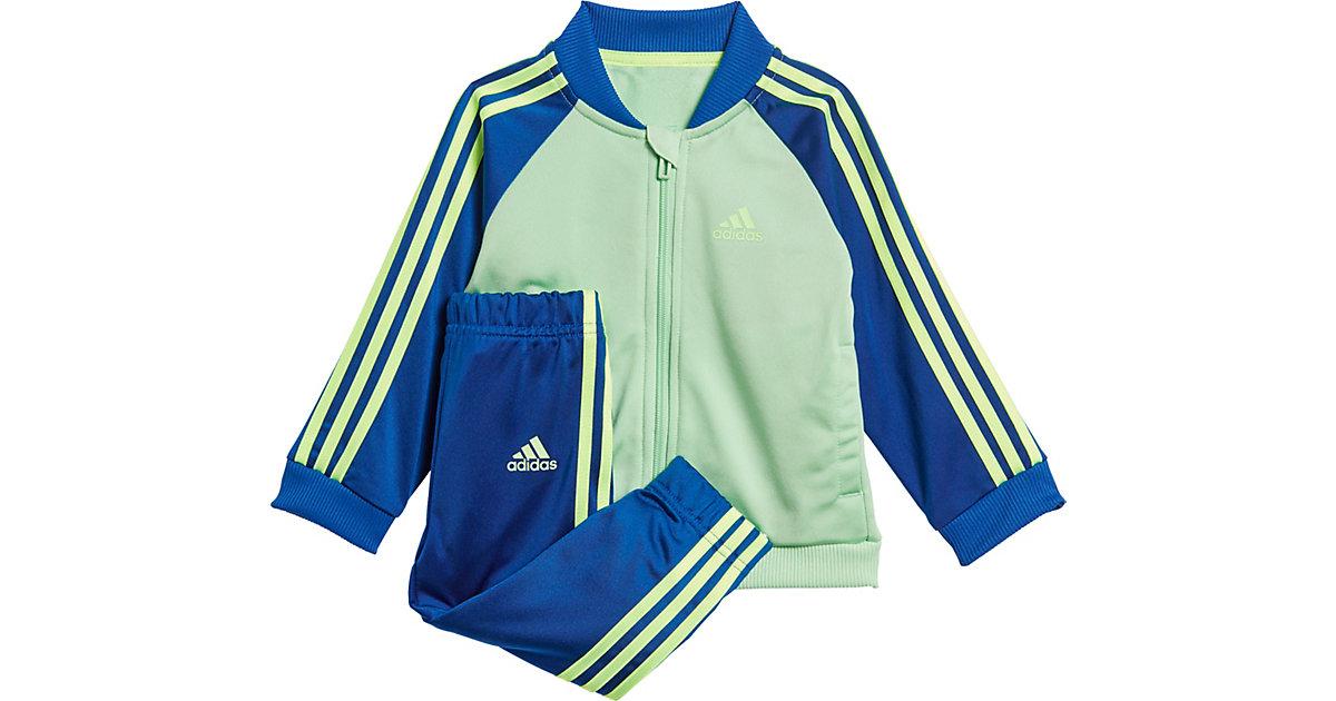 Baby Trainingsanzug 3S TS TRIC  (recycelt) hellgrün Gr. 80 Jungen Kinder
