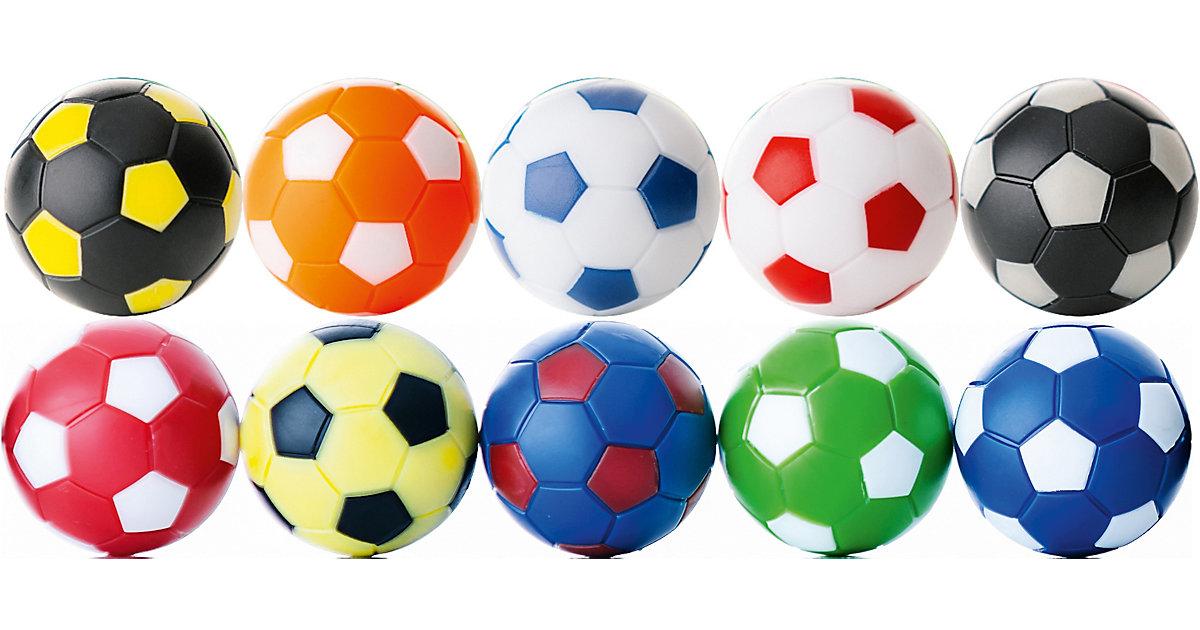 Kickerball Winspeed MIX, 10er Set bunt
