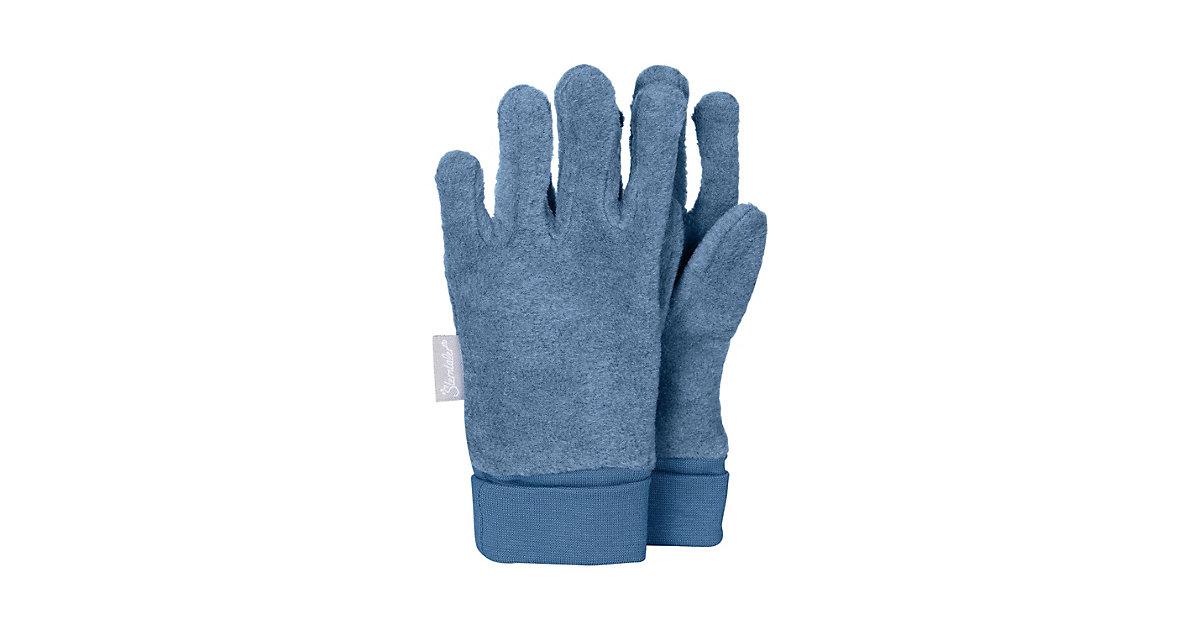 Handschuhe Project Fingerhandschuh Fingerhandschuhe blau Gr. 7 Jungen Kinder