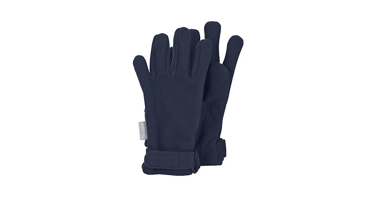 Handschuhe Kleinkind Project Fingerhandschuh Fingerhandschuhe dunkelblau Gr. 2 Jungen Kleinkinder