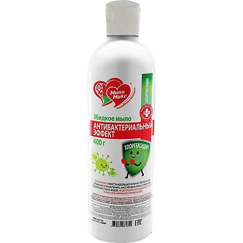 Антисептическое жидкое мыло MiniMax, 400 мл от MiniMax