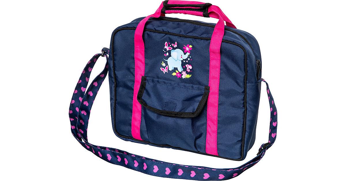 Kindergarten Tasche rosa/blau