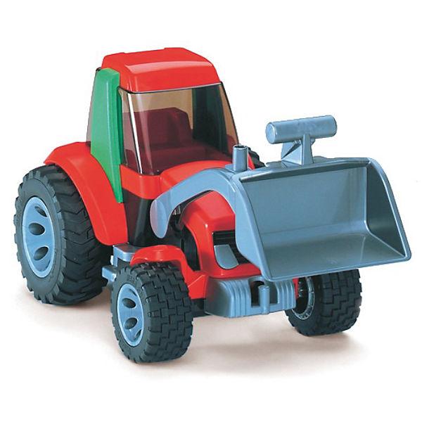 bruder 20102 roadmax traktor mit frondlader bruder mytoys. Black Bedroom Furniture Sets. Home Design Ideas